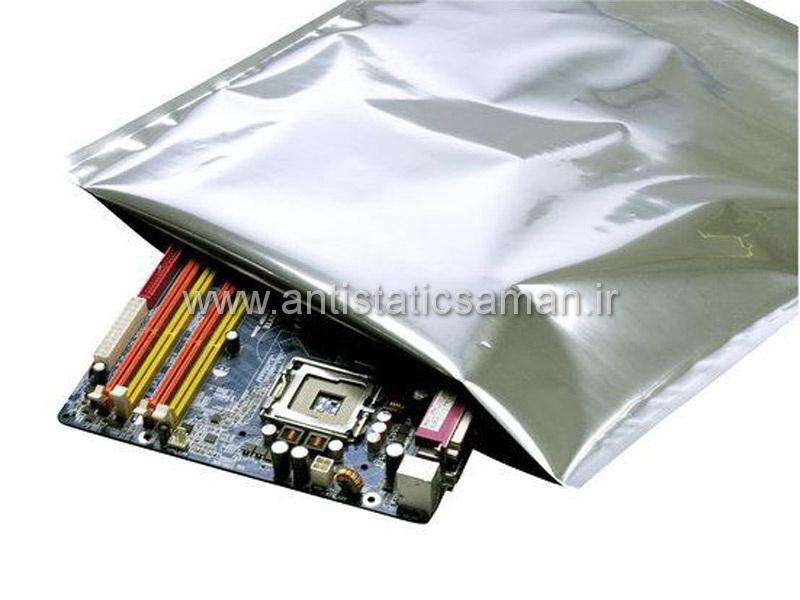 پاکت فویل آلومینیوم برد های الکترونیکی