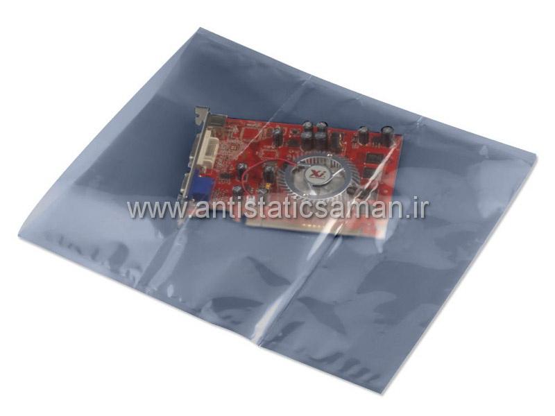 کیسه آنتی استاتیک بسته بندی قطعات کامپیوتر